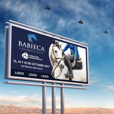 Billboard Design by Contests by Babieca
