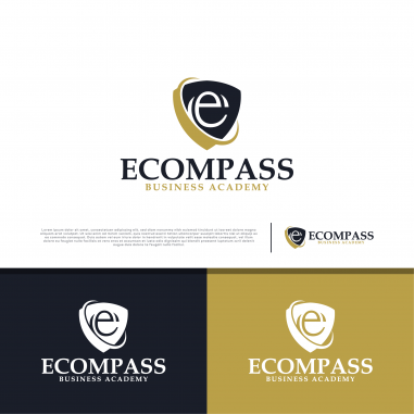 Business Logo Design like nowhere else by Ecompass  -  Business Academy