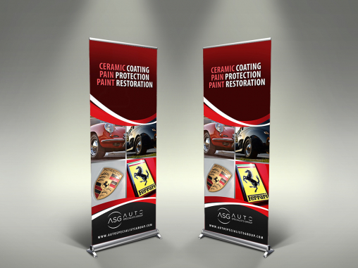 Banner Design by ASG Auto